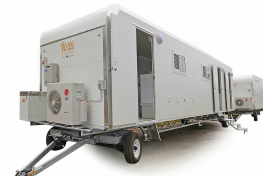 Industrial Caravan and mobile kitchens manufacturer for mobile accommodation, mining, and council works