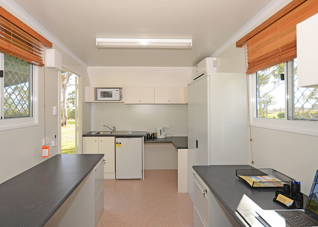 relocatable, site office, amenities block, laundry building, camp accommodation